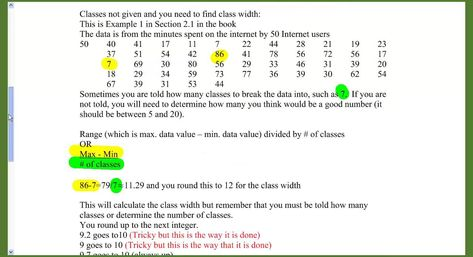 Ch 2 1 Class Width Questions This Or That Questions Class Liberty University
