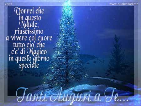 Auguri Di Natale A Una Persona Speciale.Auguri Di Natale Ad Una Persona Speciale