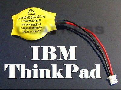 New Ibm Thinkpad Z60 Z60m Z61 Backup Cmos Rtc Reserve Battery Lenovo Thinkpad Lenovo Ibm