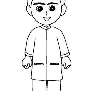 Terbaru 30 Gambar Kartun Manusia Hitam Putih Lukisan Kartun Lelaki Cikimm Com Download Gambar Kartun Kucing K Mario Characters Vault Boy Fallout Vault Boy