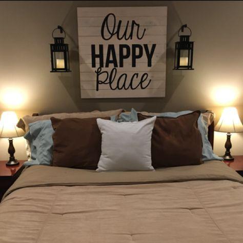 Master Bedroom Wall Decor Ideas 2020