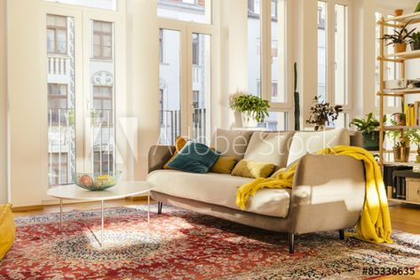 Living room area with Persian rug , #Aff, #room, #Living, #area, #rug, #Persian #Ad