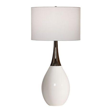 Capri White Ceramic Table Lamp Italian Table Lamp Lamp Ceramic Table Lamps Table Lamp