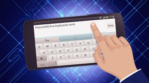 How Predictive Keyboards Work (and How You Can Train Yours Better)