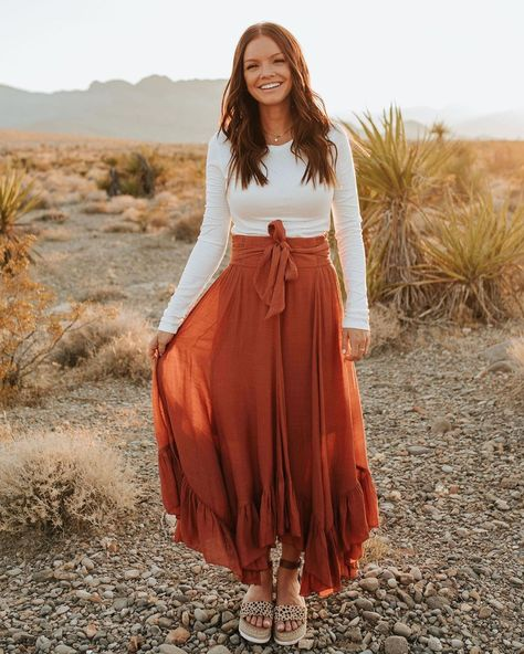 Modest Casual Outfits, Maxi Outfits, Outfits For Teens, Fashion Outfits, Fall Winter Outfits, Autumn Winter Fashion, Pretty Outfits, Cool Outfits, Modest Summer Fashion