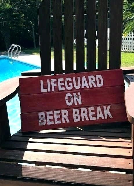 Funny Outdoor Signs Swimming Pool Decor Gns Lifeguard Decorations Outdoor Funny Funny Outdoor Garden Signs Pool Decor Pool Signs Swimming Pool Signs