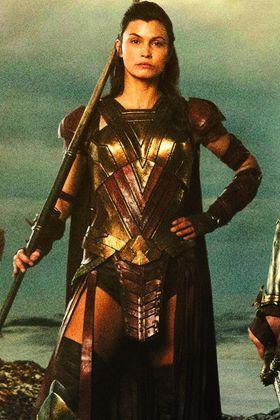 Menalippe Warrior Woman Female Armor Wonder Woman