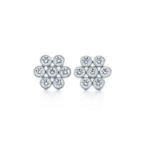 Tiffany & Co. | Flower earrings