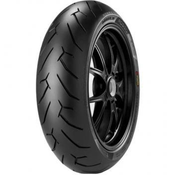 Pneu Traseiro Cb 250 Twister 140 70r17 Diablo Rosso Ii Pirelli Pirelli Moto Custom Bikes Motorcycle Tires Custom Paint Motorcycle