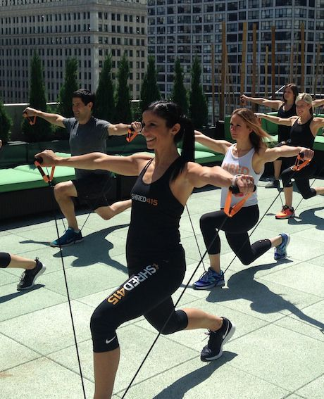 7 Next Level Workout Classes Every Chicago Girl Must Try Chicago Fitness Workout Fitness Class