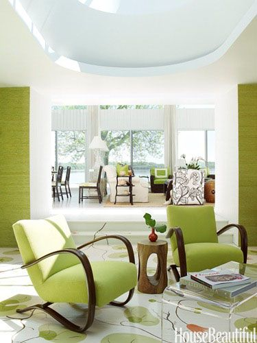 16 Best Lime Green Rooms Images On Pinterest