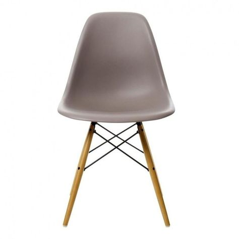 Eames Plastic Side Chair DSW Ahorn gelblich Eames, Vitra
