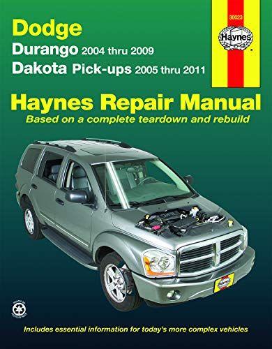 Epub Free Dodge Durango 20042009 Dakota Pickups 20052011 Haynes Repair Manual Pdf Download Free Epub Mobi Ebooks Repair Manuals Repair And Maintenance Repair