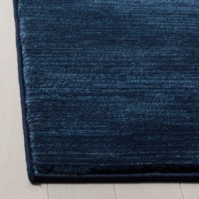 8 X10 Solid Loomed Area Rug Navy Safavieh Navy Rug Square Area Rugs Area Rugs