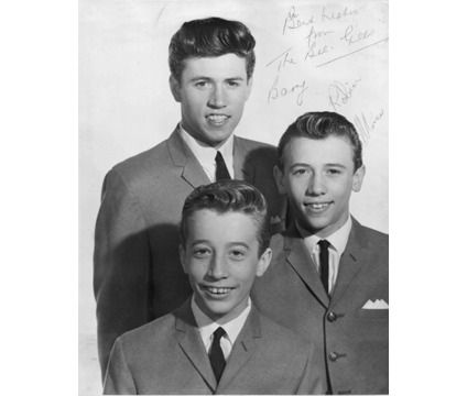 """Before they were known as the """"Bee Gees"""" they were """"The Rattlesnakes"""""""