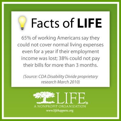 Facts Of Life For Life Insurance Awareness Month Life Insurance