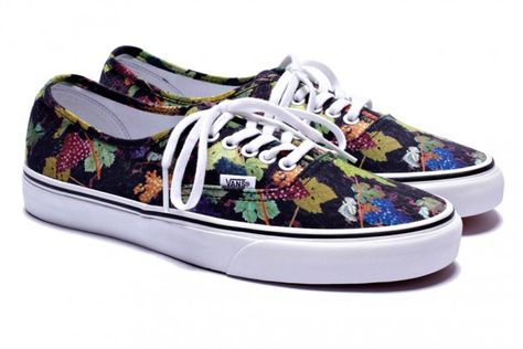 71e729c3991870 Kenzo x Vans Authentic Grape Pack - This is awesome to the most awesomest  level!