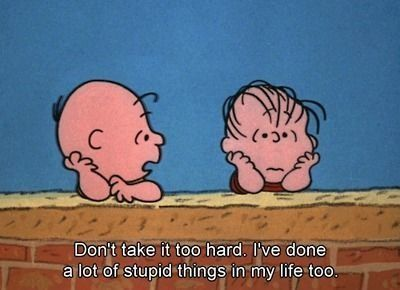 18 Signs You're A Real Life Charlie Brown