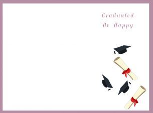 25 Best Looking For Blank Graduation Invitation Card Design Abc News