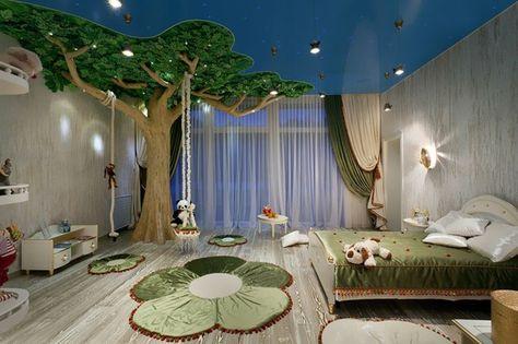 20 Idees Creatives De Deco De La Chambre Pour Enfant Deco