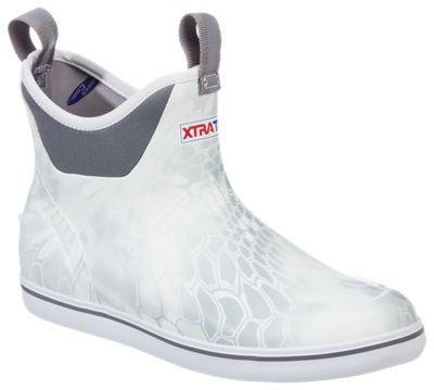 Pick Color//Size XTRATUF Men/'s Kryptek Spindrift Water Shoe-Fishing or Boating