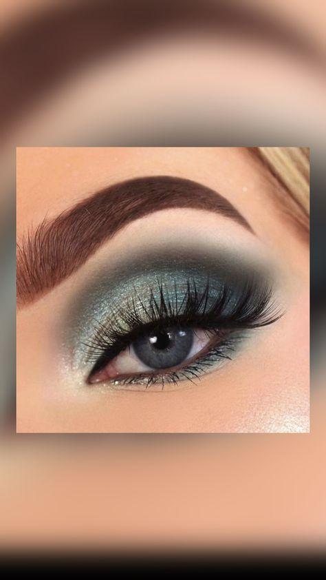Exotic Eye Makeup, Sexy Eye Makeup, Creative Eye Makeup, Beautiful Eye Makeup, Colorful Eye Makeup, Eye Makeup Art, Dark Makeup, Perfect Makeup, Smokey Eye Makeup