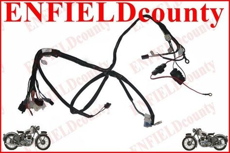 Superb Royal Enfield Wiring Harness Pictures Royal Enfield Wiring Harness Wiring 101 Tzicihahutechinfo