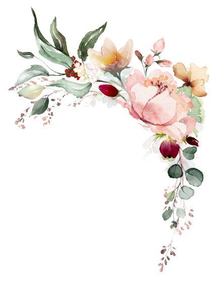 Shop Rose Gold Glitter Elegant Floral Birthday Invitation created by lovelywow. Watercolor Flowers, Watercolor Art, Birthday Invitations, Wedding Invitations, Romantic Birthday, Rose Gold Glitter, Floral Border, Border Design, Flower Frame