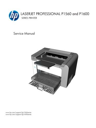 Hp Laserjet P1560 P1600 Series Service Manual Manual Service Mini Speaker