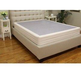 5 Minute 8 Foundation Upholstered Panel Bed Upholstered Storage Mattress