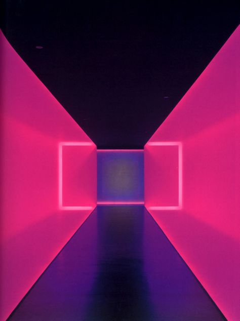 "This feels so hypnotic James Turrell ""The light inside"" Houston museum of Fine Art James Turrell, Art Conceptual, Collage Kunst, Instalation Art, Houston Museum, Licht Box, Photocollage, Light And Space, Art Moderne"