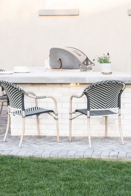 Patio Garden Parisian Bistro Parisian Bistro Chairs Dining