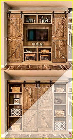 20 Best DIY Entertainment Center Design Ideas For Living Room 20 Best DIY Entertainment Center Design Ideas For Living Room Jill C Jill C More ideas b… #Center #Design #DIY #Entertainment #Ideas #Jill #Living #Room #rustic Living Room entertainment center
