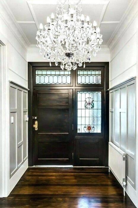 Beautiful Entryway Chandelier Lighting Design Ideas Foyer
