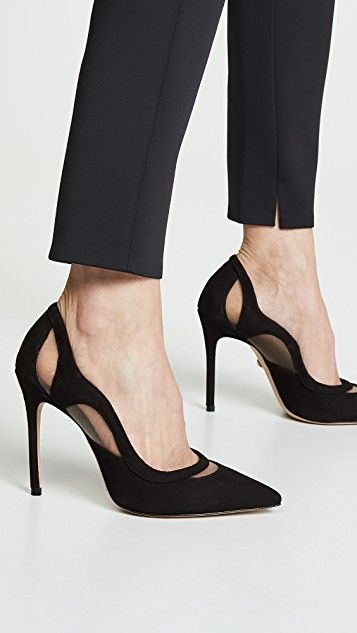 5cb21095f16 Poliany Point Toe Pumps in 2019 | Editor Wish List | Pointed toe ...