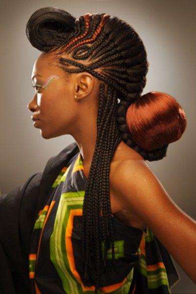 Latest Nigerian Female Hairstyle Di 2020