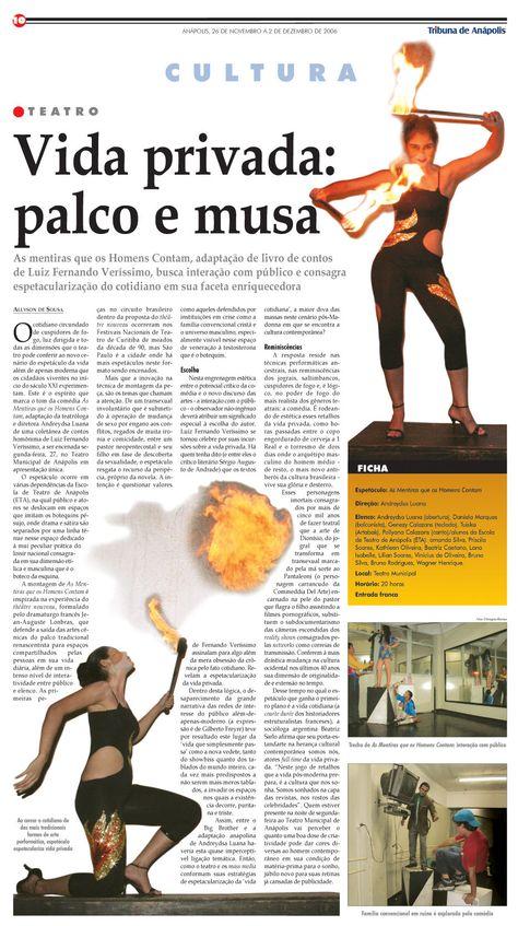 Quem Ama Cuida Jornais Tribuna Noticias Do Campo Folha 670