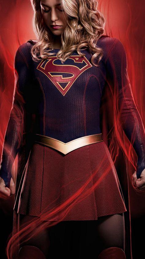 Supergirl Phone Wallpaper | Moviemania