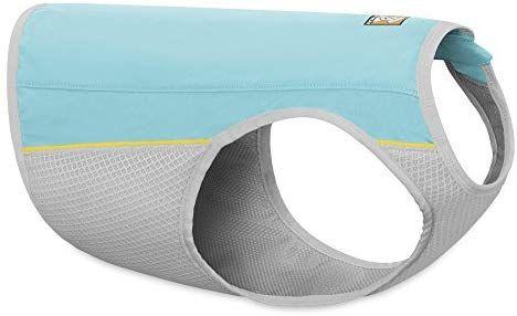 Amazon Com Ruffwear Jet Stream Vest Blue Lagoon Medium Pet