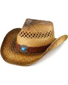 NEW Bullhide Hats 4023 Down Under Collection Hidden Pleasures Honey Cowboy Hat