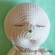 Amigurumi crochet doll | Bonecas de crochê, Brinquedos de crochê e ... | 225x225