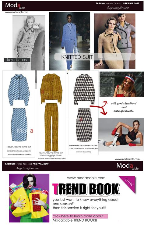all the fashion trends Pre Fall 2019 only at www.modacable.com!!! Follow us for more!!