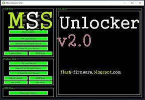 MSS Unlocker V2 0 New 100% Tested Free Download | টেস্ট in 2019