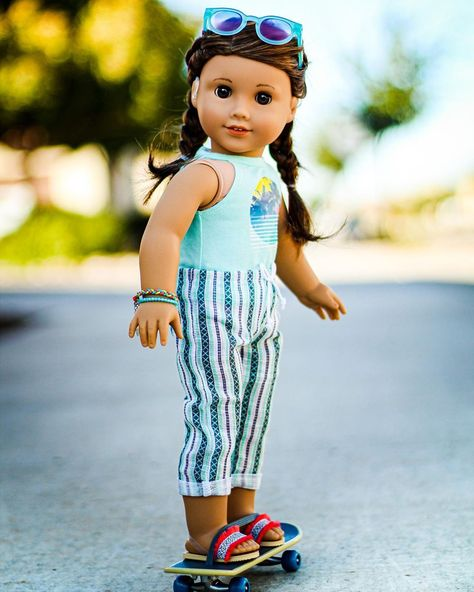 American Girl Joss Kendrick GOTY 2020 Beach Vibes Outfit NEW IN BOX