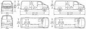 Superb Cargo Van Interior Dimensions 3 Chevy Express Cargo Van