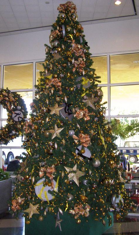 All Star Movies Christmas Holiday Decor Christmas Tree