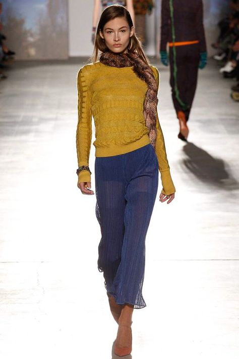 Missoni Fall 2017 Ready-to-Wear Collection Photos - Vogue Grace Elizabeth