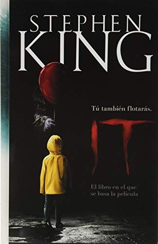 Descargar It Best Seller Libro En Línea Pdf Stephen King Books Stephen King King Book