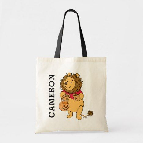 2020 Halloween Tote Ideas Pooh and Pals Halloween Tote Bag | Zazzle.in 2020 | Halloween
