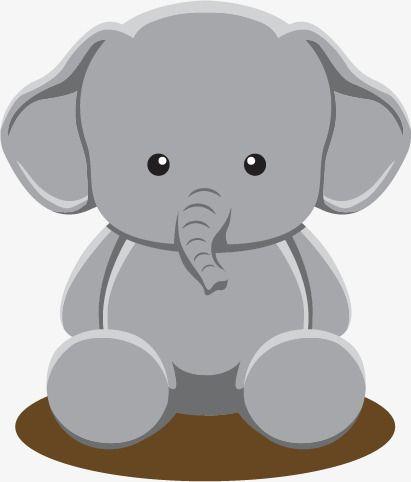 45+ Transparent Background Cute Elephant Clipart